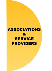 Associations and Service Providers